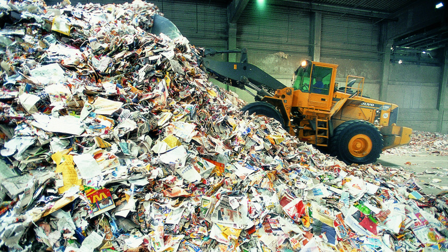 UPM is the world's largest user of recovered paper for the production of graphic papers