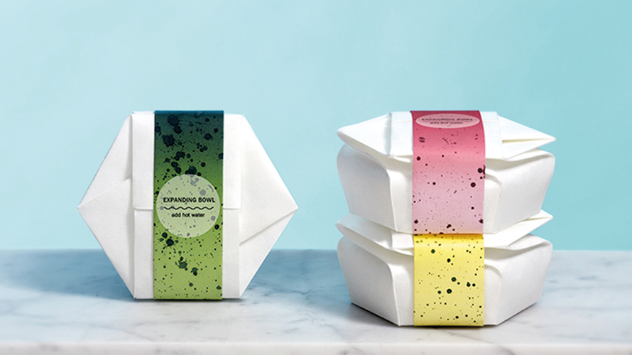 The new shape of packaging: ecological and personalised