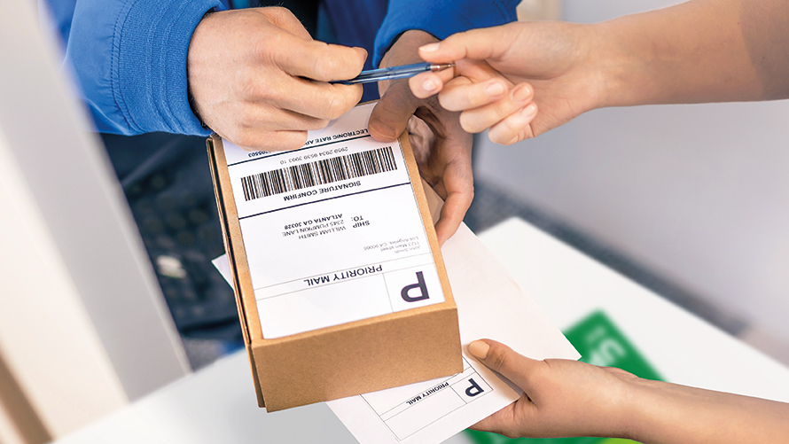 Demand for labelling materials is growing rapidly, especially in Asia