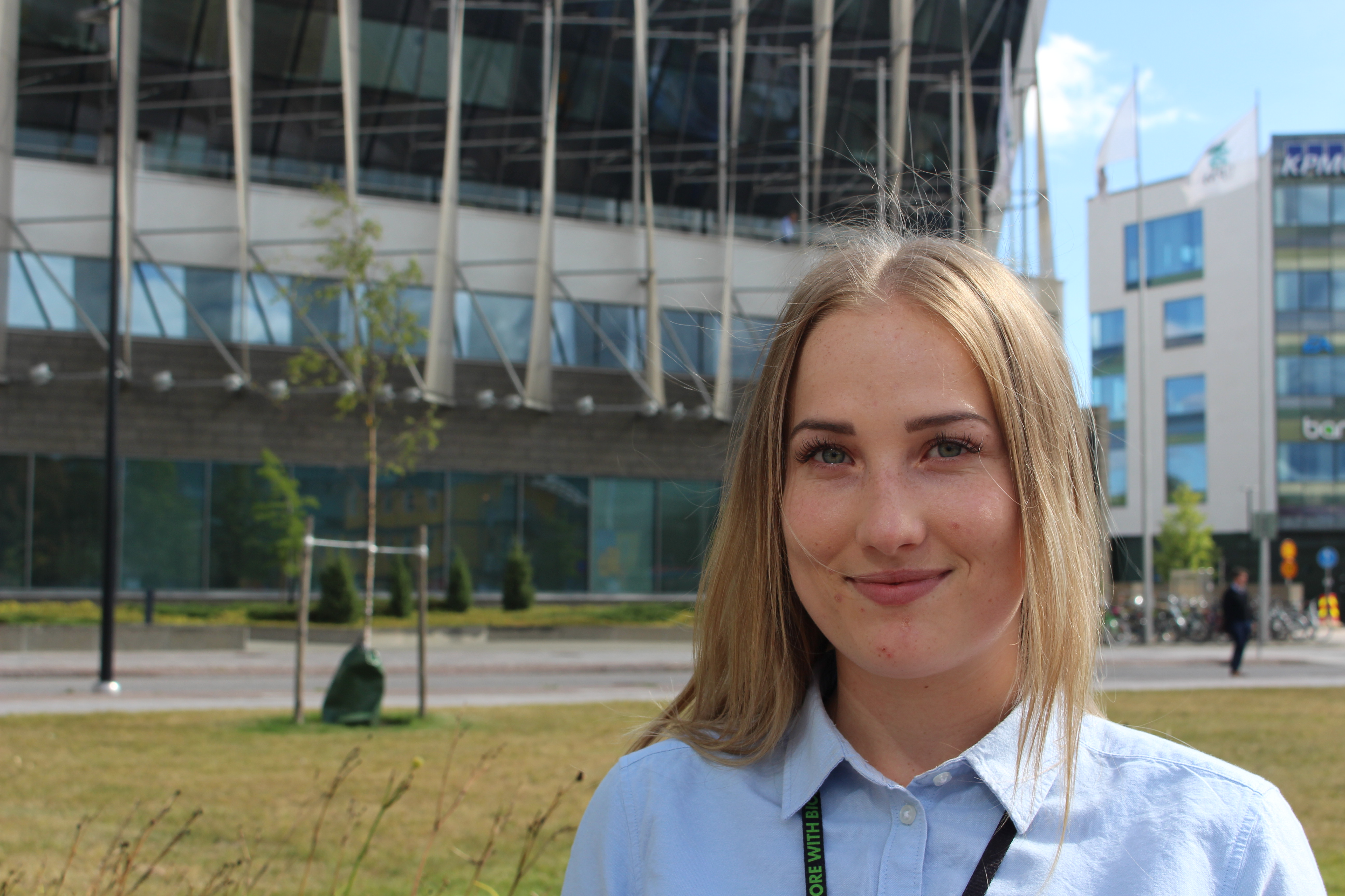 Getting the most out of summer and a job at UPM Raflatac