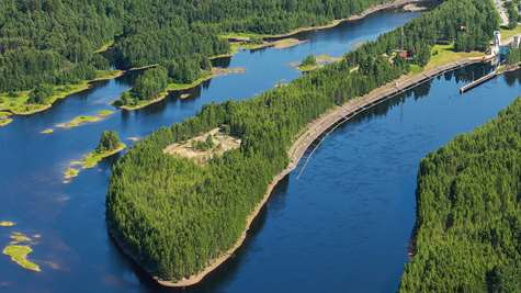 Fish-friendly hydropower